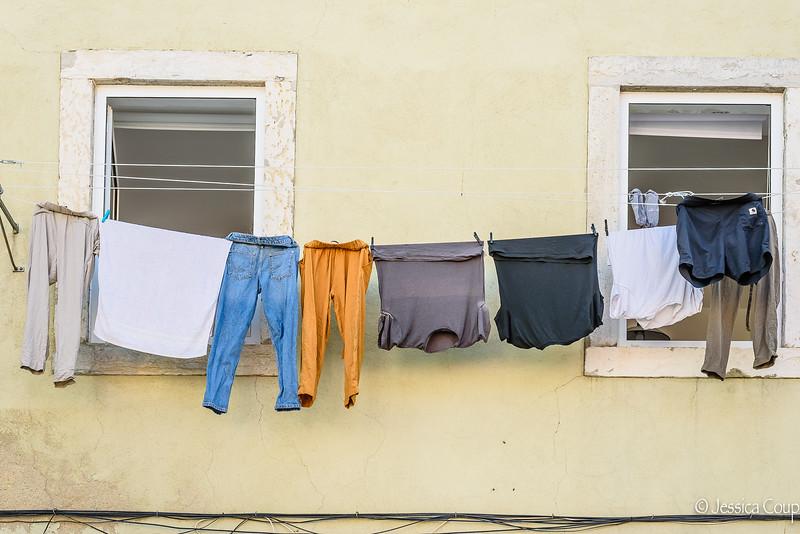 Laundry of Lisbon