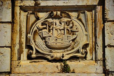 A testament to the Portuguese navigators and sailors