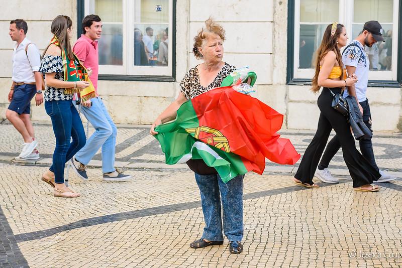 Selling Portuguese Pride