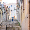 Walking Up to Alfama