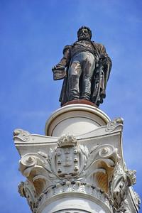 Plaza of D.Pedro V