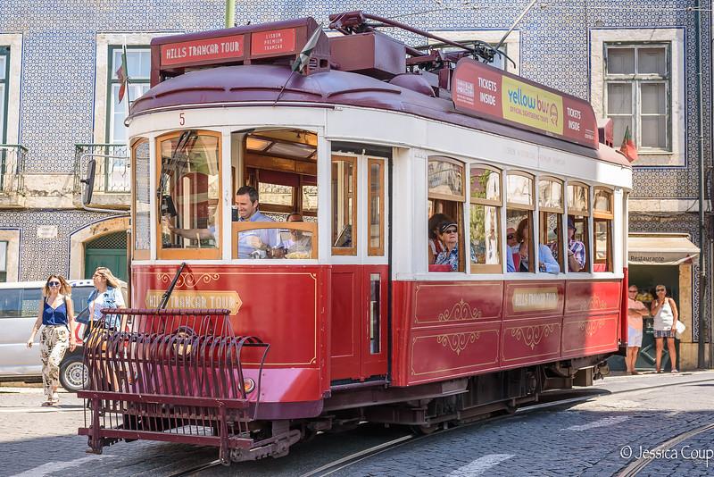 Hill Tramcar Tour