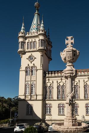 Placio Nacional de Sintra