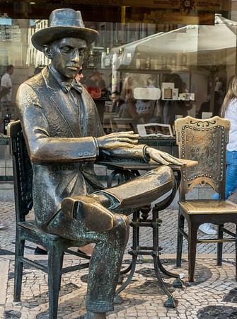 Poet Fernando Pessoa (1888-1935)