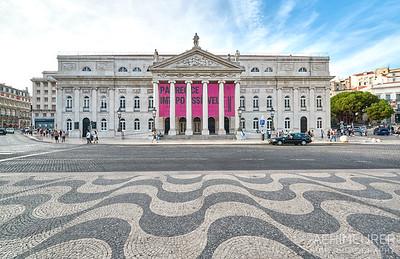 Die Altstadt von Lissabon
