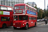 London Transport (2) : Routemasters: RM, RML, RMC, RCL, RMA, FRM. Further pictures of RMs can be found in the North West England (Blackpool) and Scottish (Mac Tours) pages.
