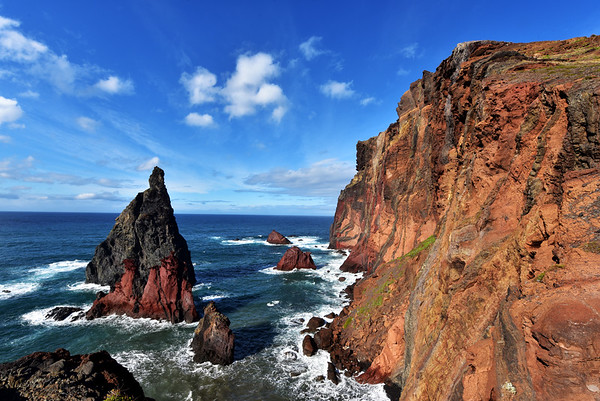 May 2019 -Coastline of Madeira