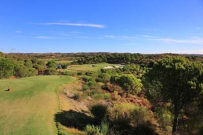 Monterei Golf & Country Club, The Algarve, Portugal - Hole 11