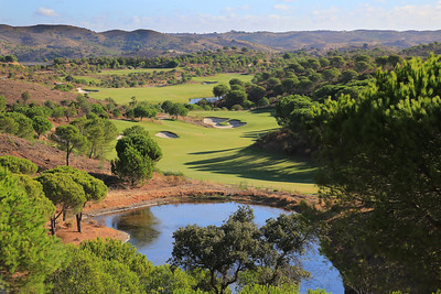Monterei Golf & Country Club, The Algarve, Portugal - Hole 1