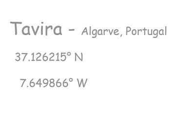Tavira-Algarve-Portugal