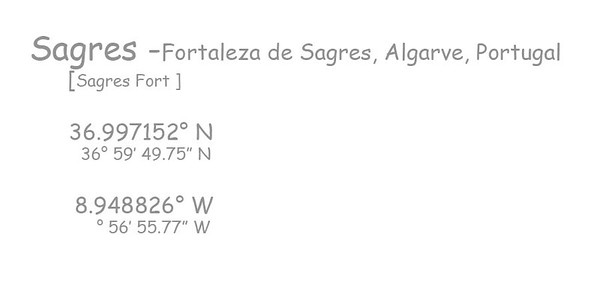 Sagres-fort-Portugal