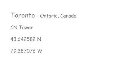 Toronto-CN-Tower