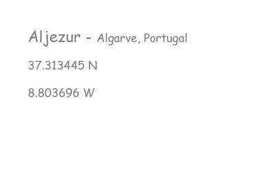 Aljezur-Algarve