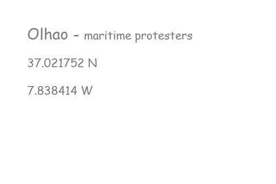 Olhao-maritime-protesters