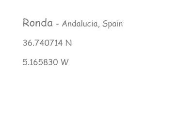 Ronda-Andalucia-Spain