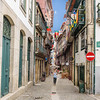 Narrow Streets of Porto