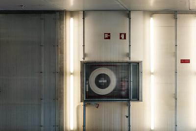 Inside Casa da musica Porto