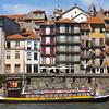 Detalhes Arquitetônicos do Porto