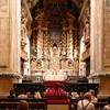 Interior da Catedral do Porto
