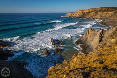 Praia do Alvorião - Costa Alentejana