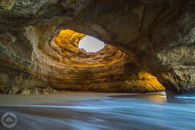 Algar de Benagil - Algarve
