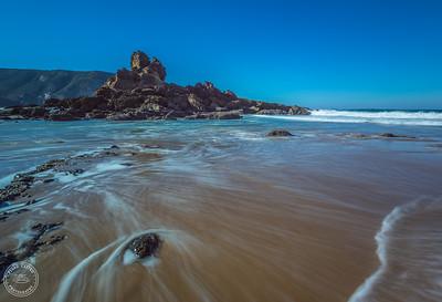 Praia do Castelejo - Algarve
