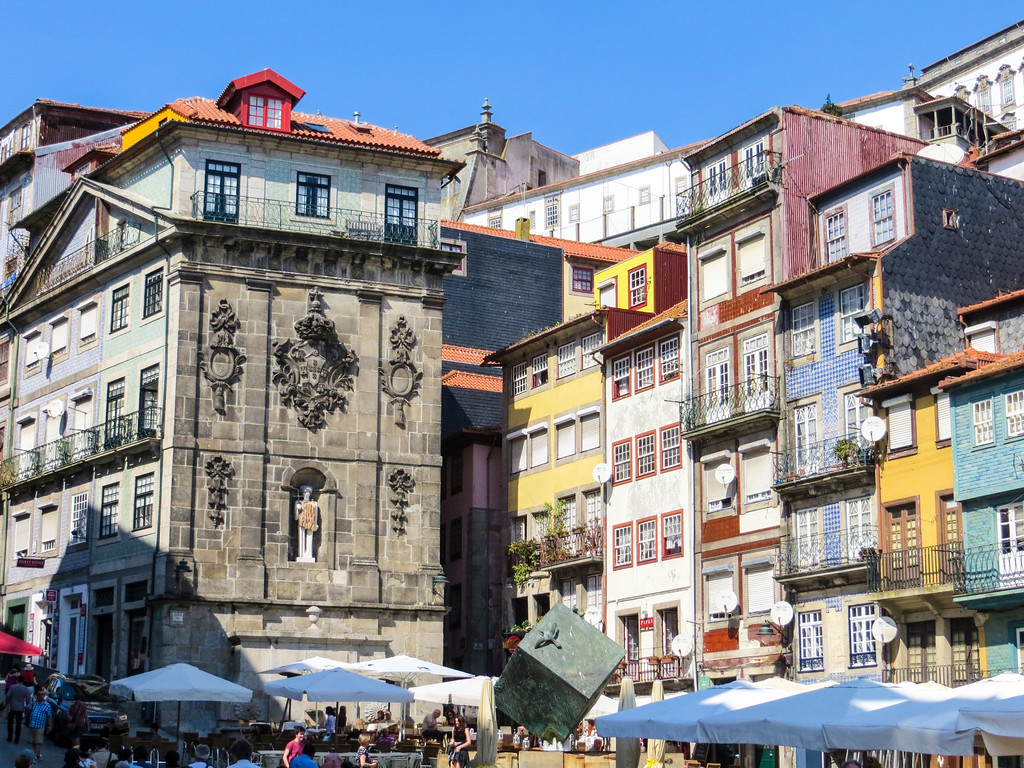 Porto is perfect solo travelers with its thriving waterfront.
