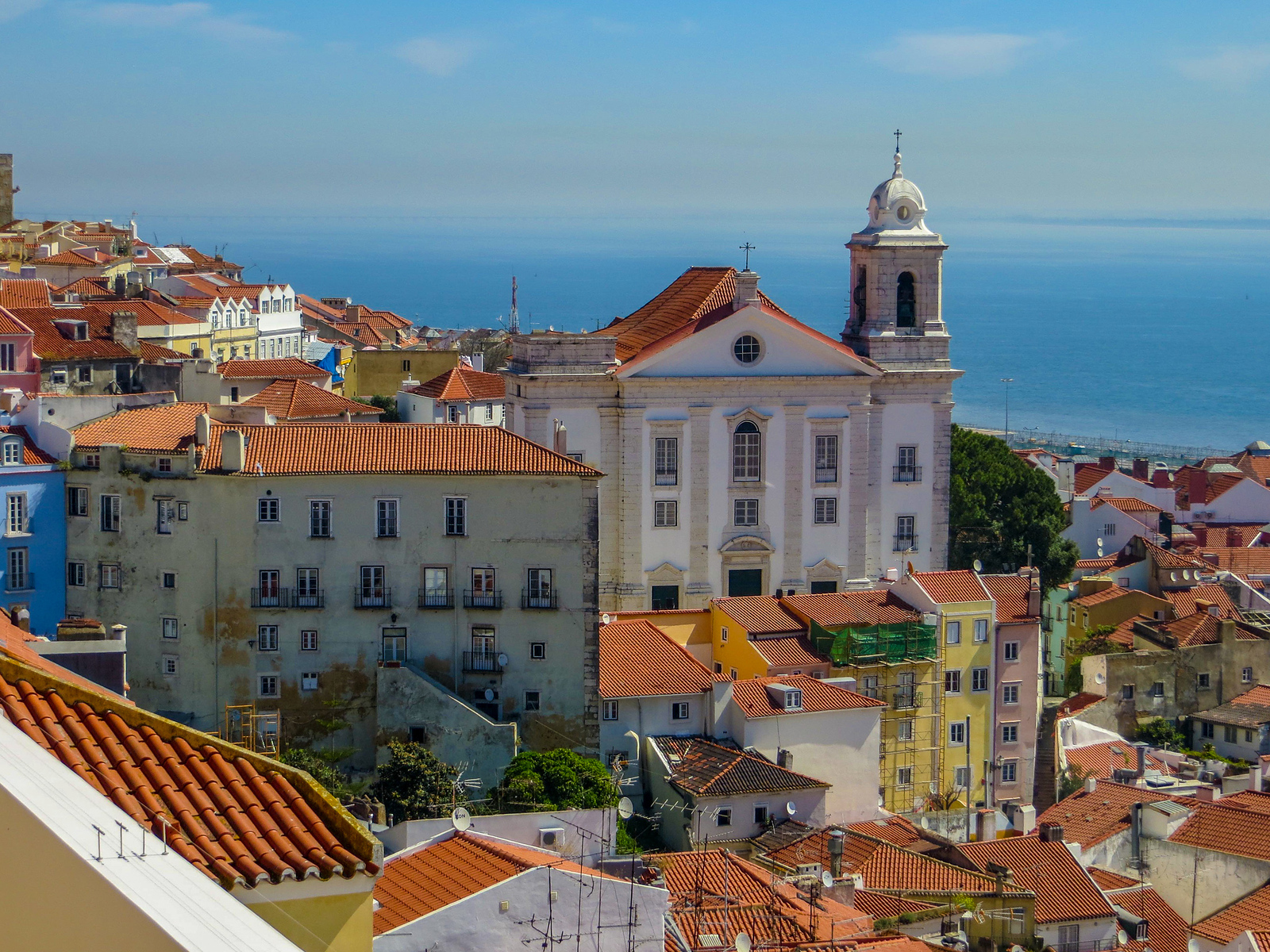 giving into travel fears or seeing lisbon? i pick lisbon!