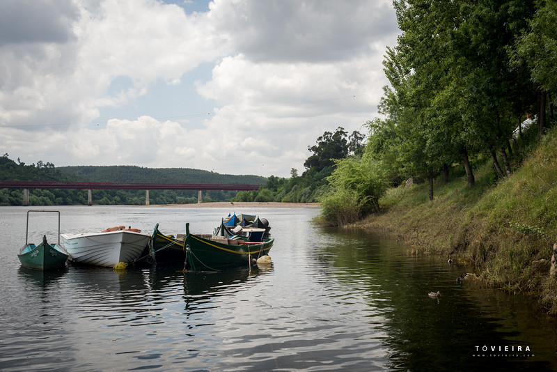 Constancia - aninhada entre os bonitos rios Tejo e Zêzere