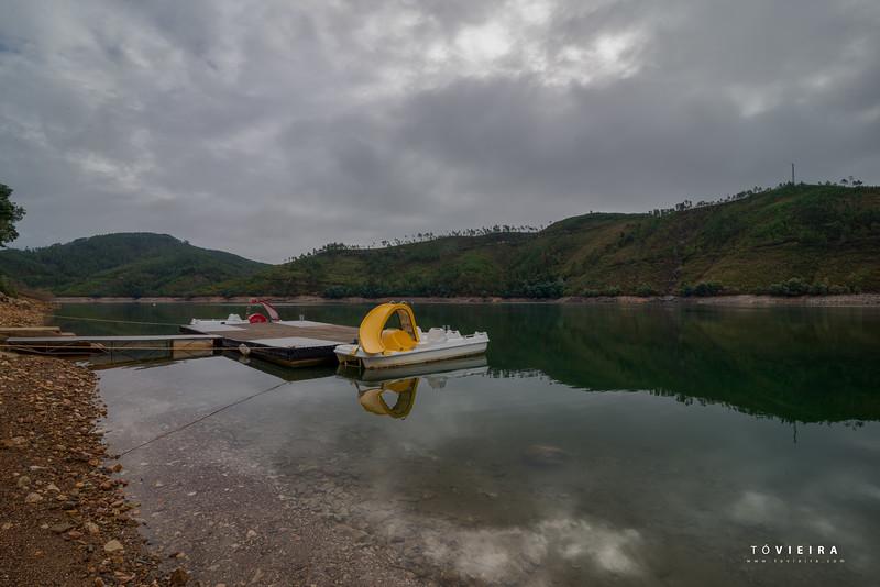 Lago Azul, Ferreira-do Zezere