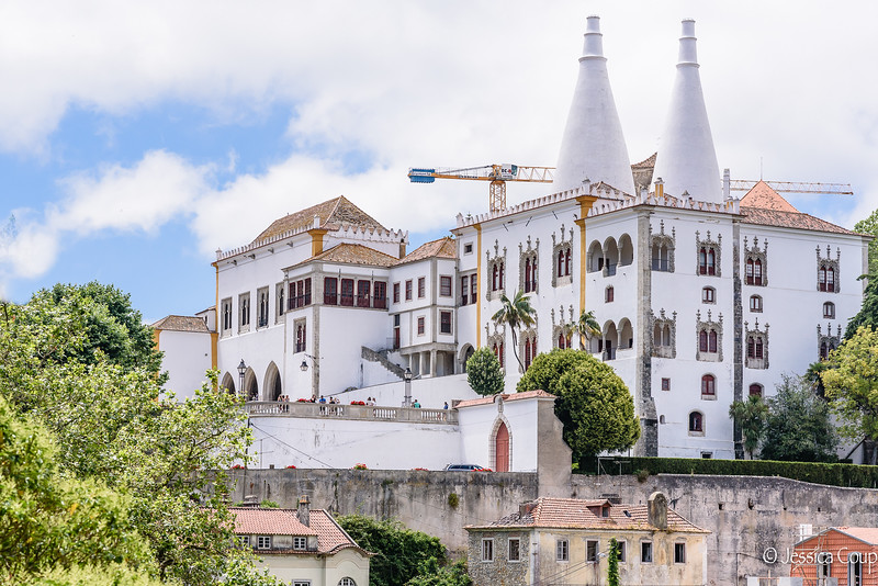 Palace of Sintra, Residence of the Royal Family