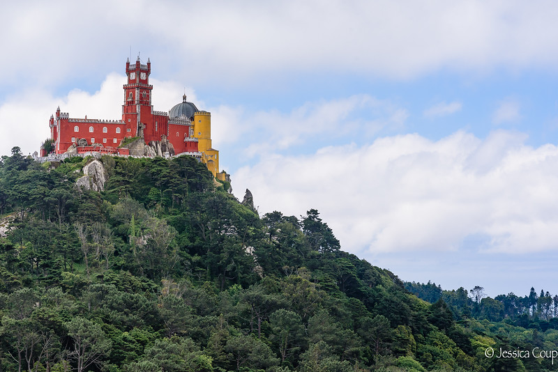 Up on the Hill, Pena National Palace