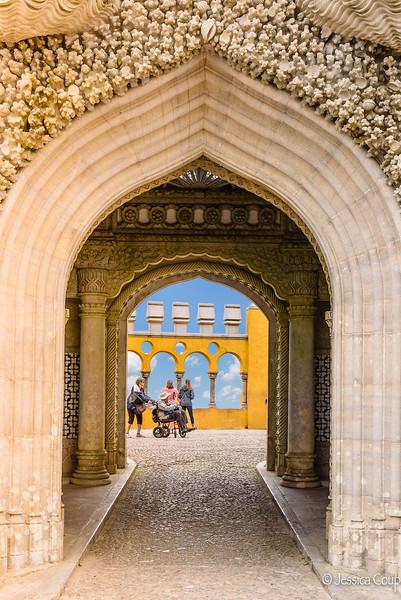 Through the Hallway