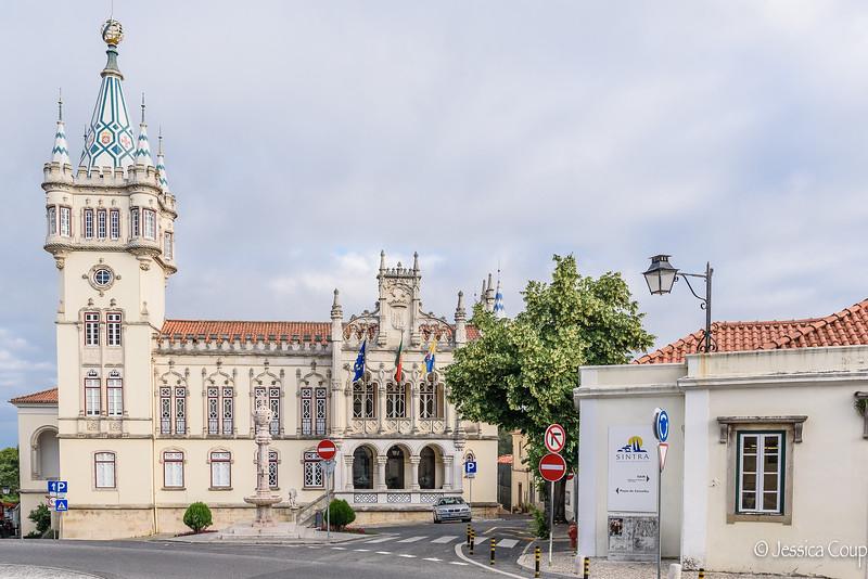 Municipal Building of Sintra