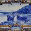 Azulejos da Estação Ferroviária do Pinhão