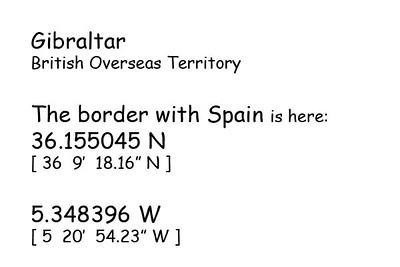 Gibraltar-Spain-border-GPS