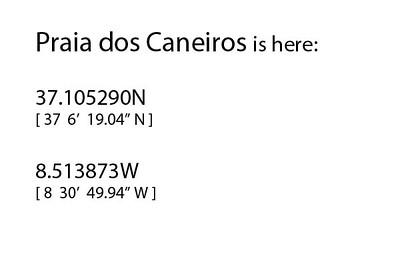 CANEIROS-GPS