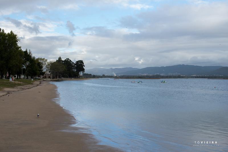 Viana do Castelo- praia fluvial- rio lima