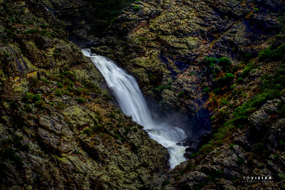 Cascata de Fisgas do Ermelo