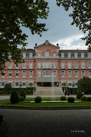 Jardins - Vidago Palace Hotel