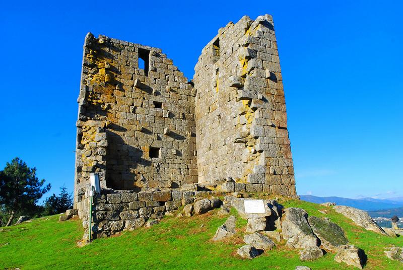 Torre Medieval de Paços de Vilharigues