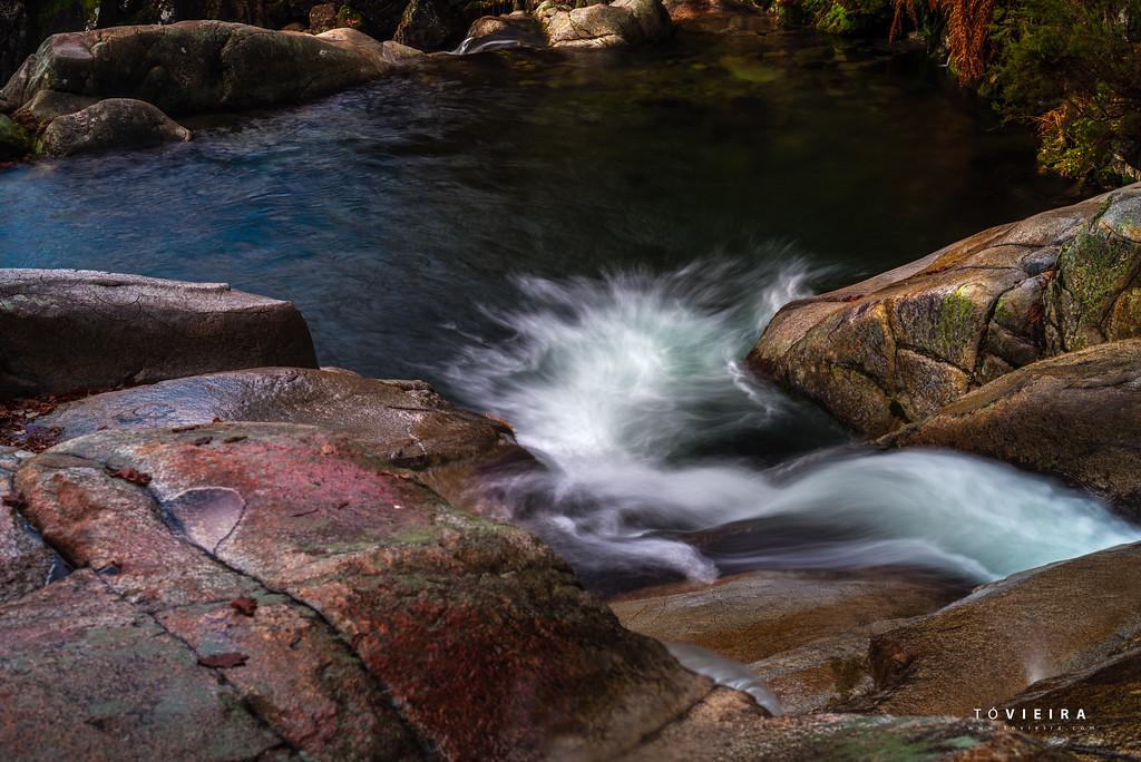 Poço Azul, Sabrosa, São Pedro do Sul