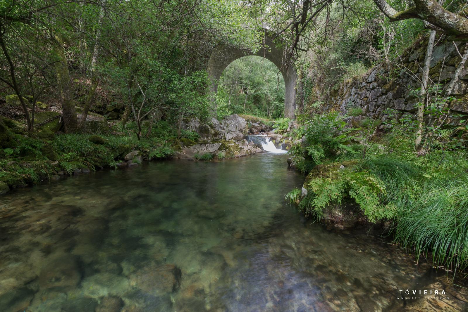 poços da Ponte Teixeira