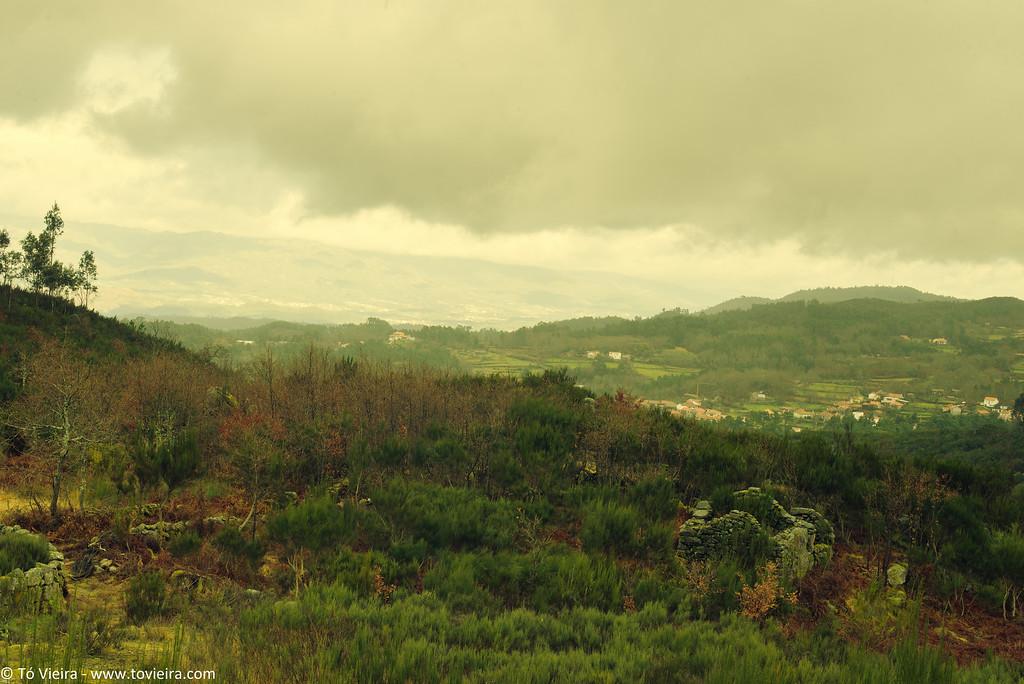 Meruje- Carvalhal de Vermilhas - Serra do Caramulo (>900m)