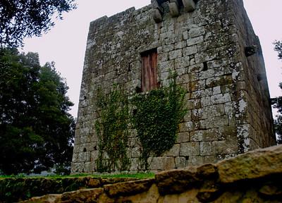 Torre medieval - Cambra - Vouzela É uma torre medieval moderna, de planta quadrangular, localizada num pequeno esporão entre os rios Couto, a sul, e Alfusqueiro, a norte. No Verão de 1997, escavações arqueológicas permitiram a recuperação de centenas de fragmentos de cerâmica de uso doméstico e de construção, que permitem datar a ocupação do monumento desde a Idade Média aos séculos XVI – XVII.