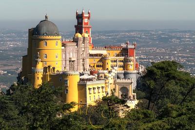 Pena Palace-Sintra