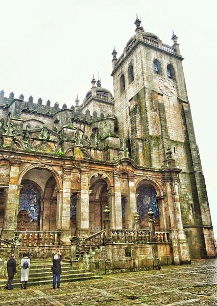 """""""Sé do Porto - Porto Cathedral"""" - Porto, Portugal"""