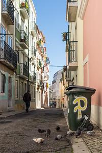 Rua Machadinho, Lisbon