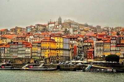 """""""Cloudy Porto"""" - Porto, Portugal"""