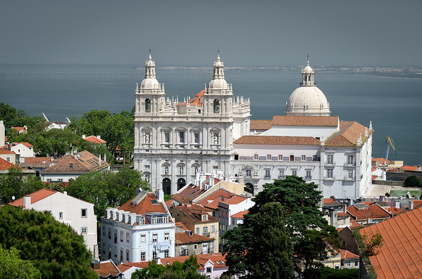 Church of Sao Vicente of Fora / Church of Santa Engracia